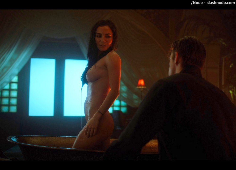 Martha Higareda Nude In Altered Carbon 9