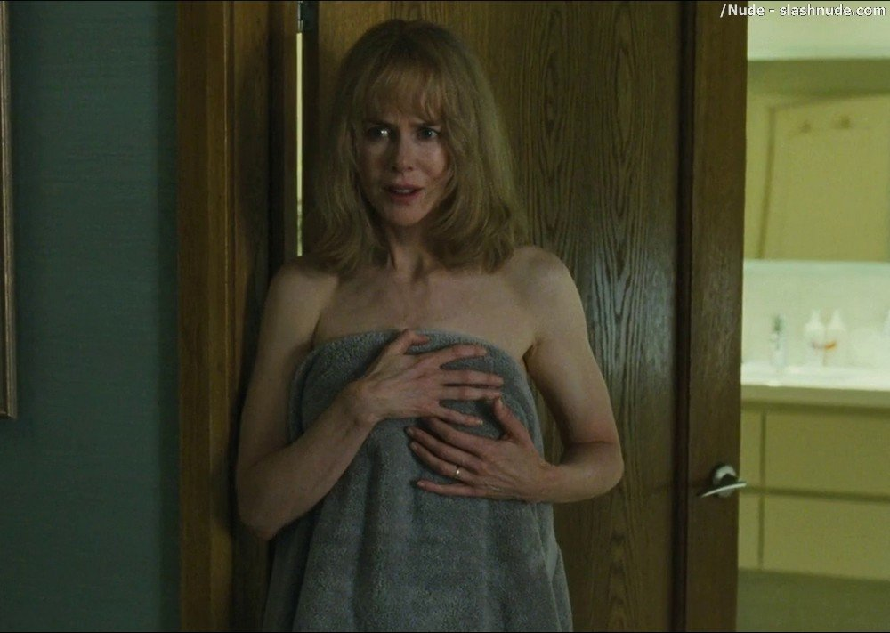 Nicole Kidman Nude Butt In Before I Go To Sleep 10
