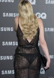 adriana abenia flashes breast at gq men of year awards 3948 9
