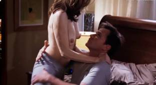 ally walker topless in tell me you love me 9195 12