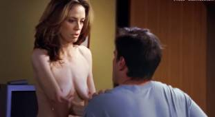 ally walker topless in tell me you love me 9195 8