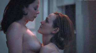 anna friel louisa krause nude lesbian sex scene in girlfriend experience 1144 6