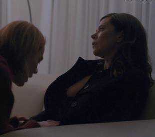 anna friel topless with louisa krause in girlfriend experience 1557 9