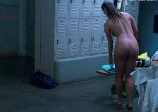 betty gilpin nude in shower on glow 8975 15