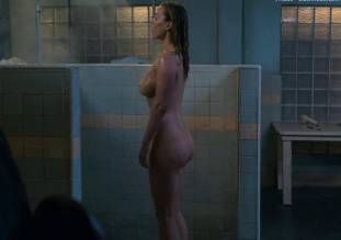 betty gilpin nude in shower on glow 8975 4