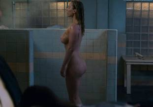 betty gilpin nude in shower on glow 8975 5
