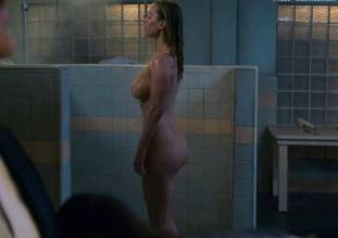 betty gilpin nude in shower on glow 8975 6