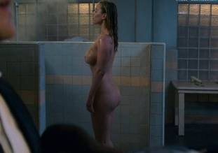 betty gilpin nude in shower on glow 8975 7