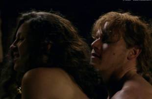caitriona balfe nude in outlander 6507 13