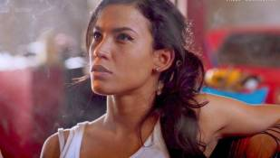 danay garcia topless in avenge the crows 1817 2