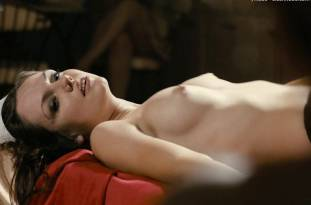 emily meade topless as porn star in the deuce 7038 24