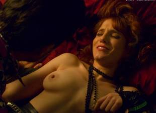 gwen hollander topless in future man 1859 15