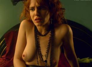 gwen hollander topless in future man 1859 19