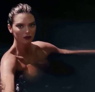 kendall jenner topless in love shoot 7889 16