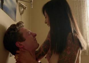 levy tran nude sex scene on shameless 4856 7