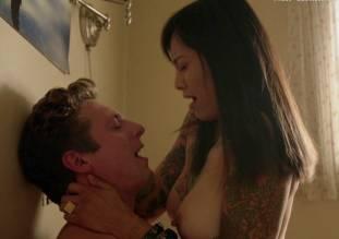 levy tran nude sex scene on shameless 4856 9