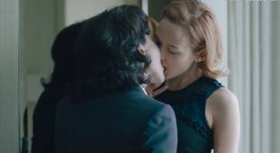 louisa krause anna friel nude together in girlfriend experience 3094 2