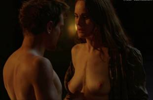 michelle dockery topless in godless 8304 10