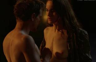 michelle dockery topless in godless 8304 11