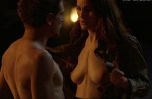 michelle dockery topless in godless 8304 2