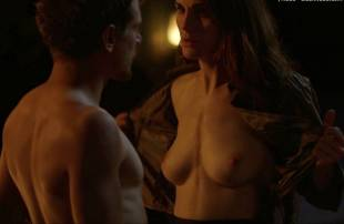 michelle dockery topless in godless 8304 4