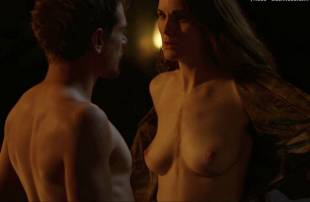 michelle dockery topless in godless 8304 5