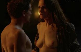 michelle dockery topless in godless 8304 8