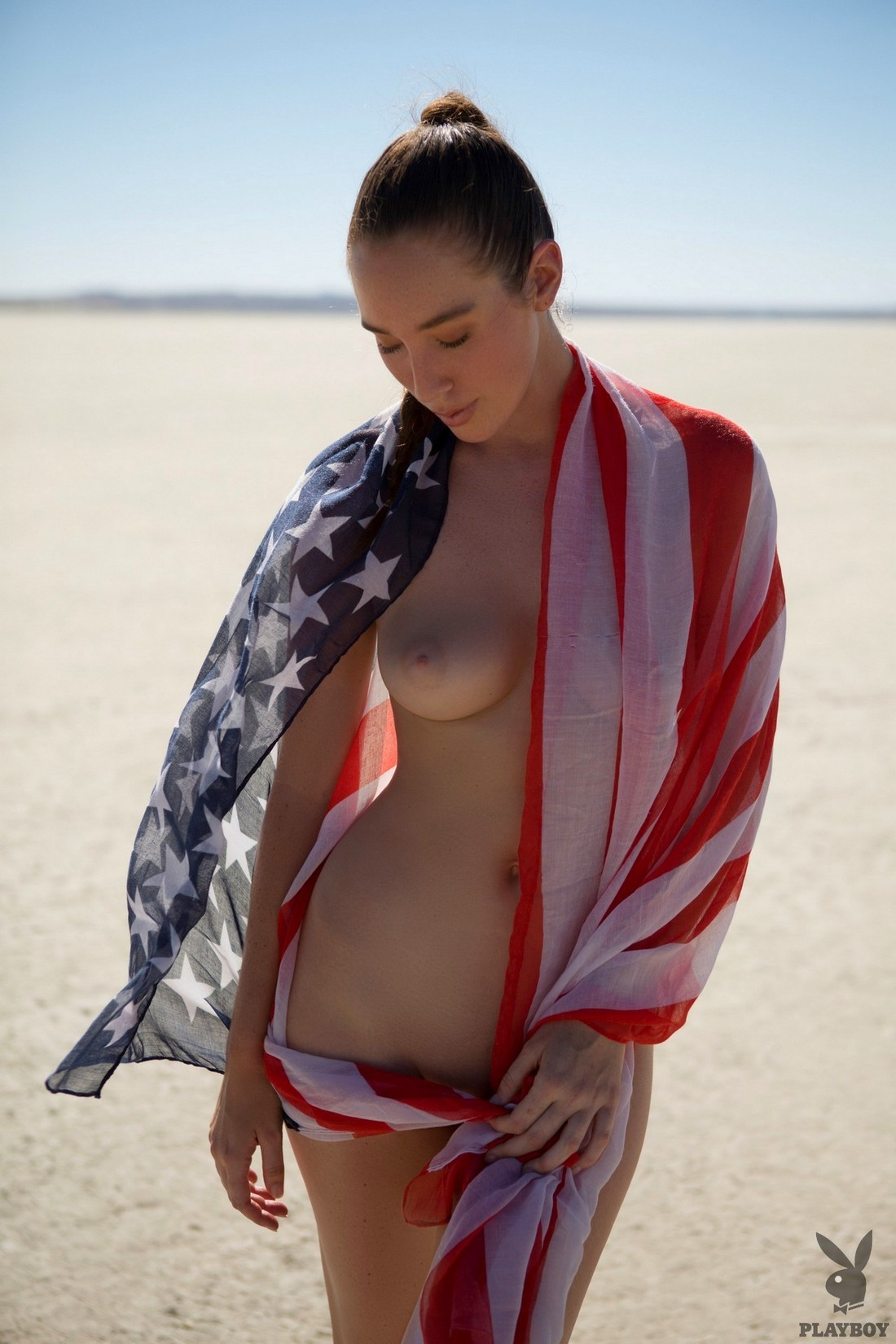 Willa Prescott Nude For American Pride 23