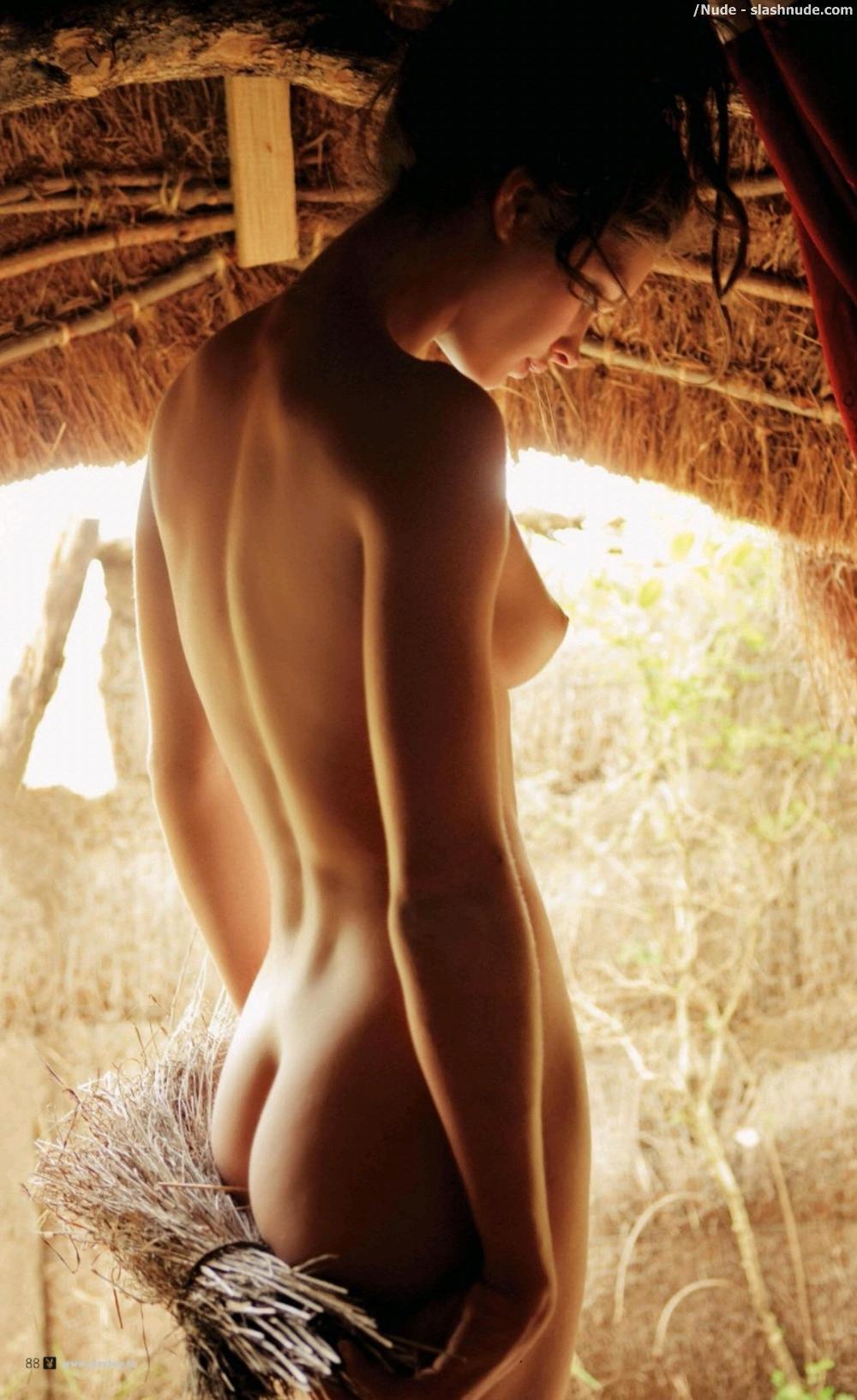 Naked Candice Boucher Nude Playboy Photos