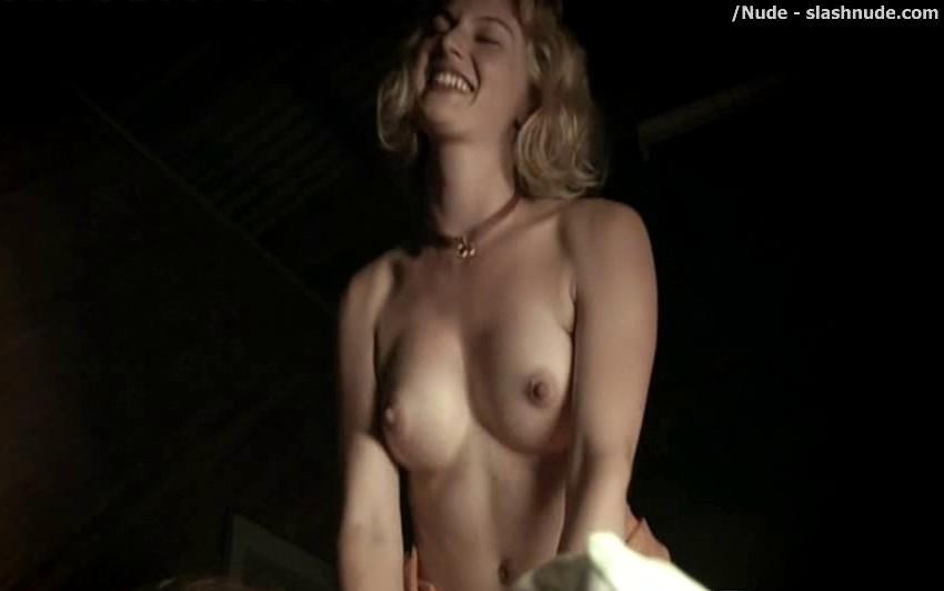 cariba heine nude scene