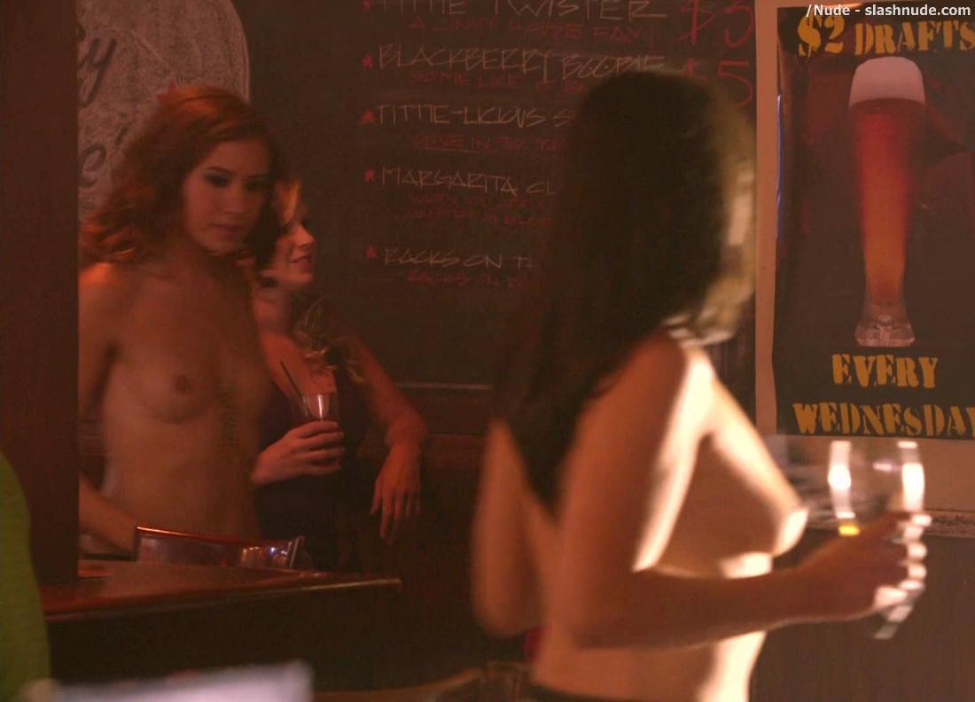 Dora Madison Burge Nude, Topless, Sexy