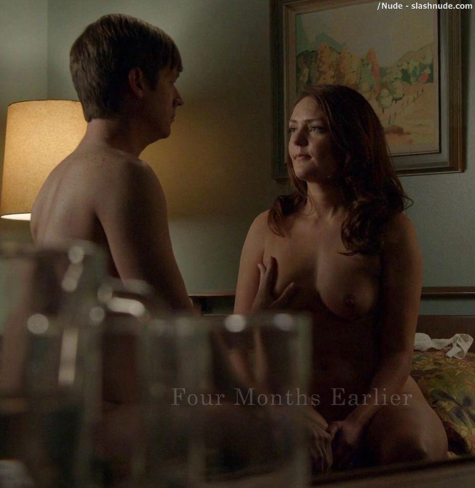 Hanna Hall Naked