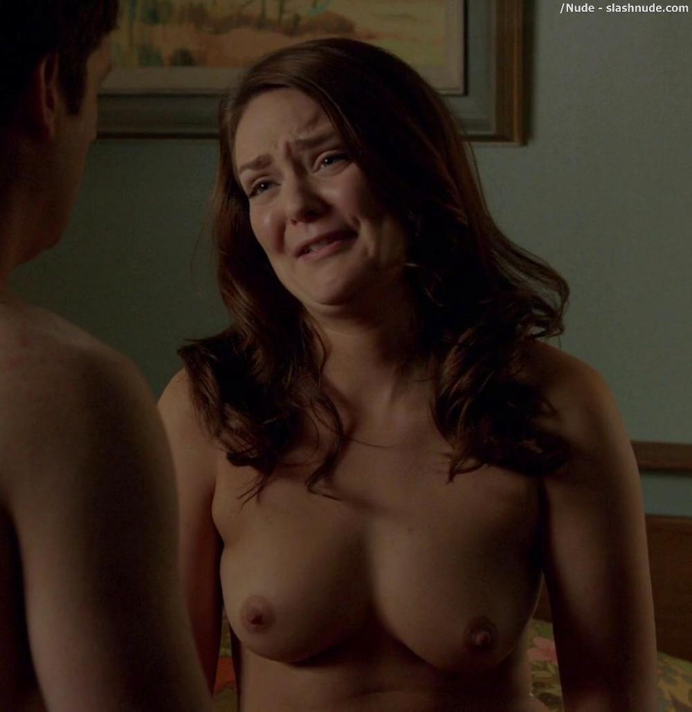 Hanna Hall  nackt