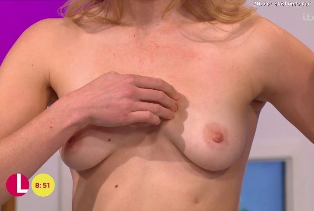 naked breast exam