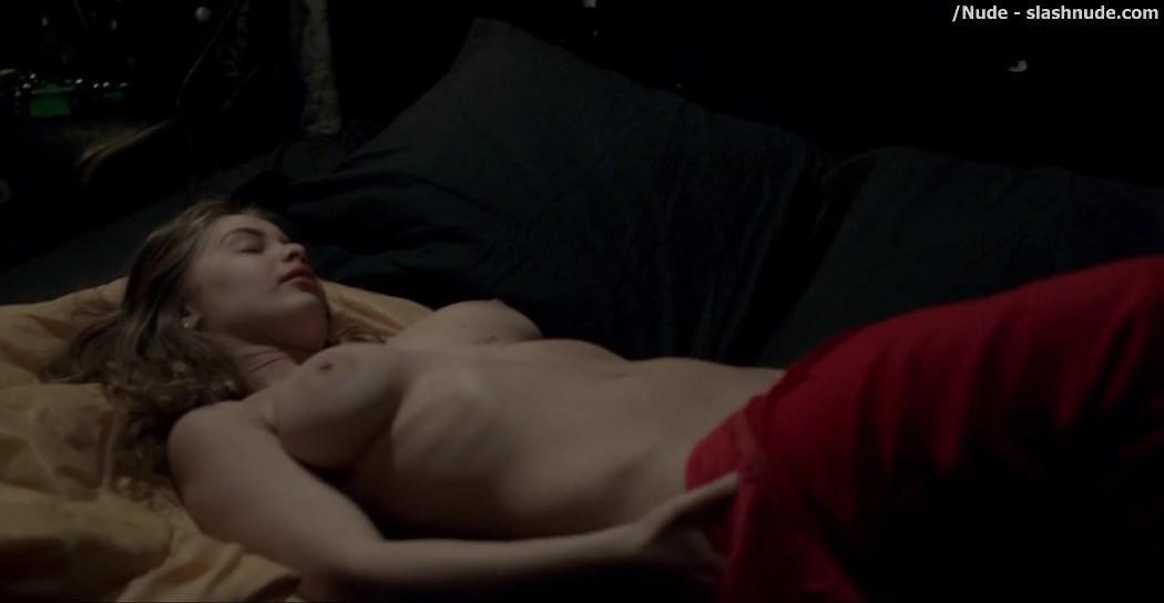 Marie Robertson Nude