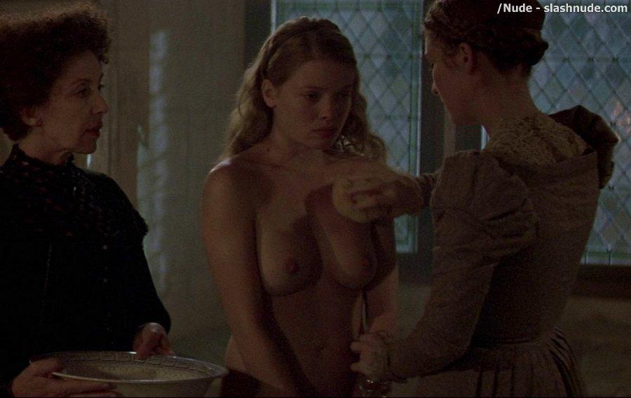 Melanie thierry nude sex scene