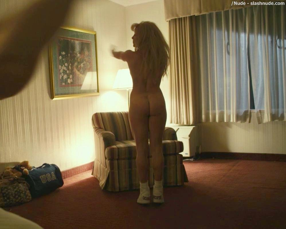 The bronze melissa rauch body double