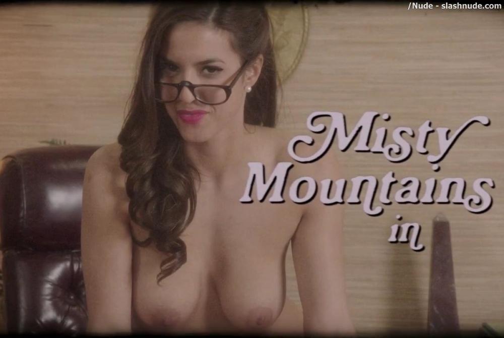 Murielle Telio Nude