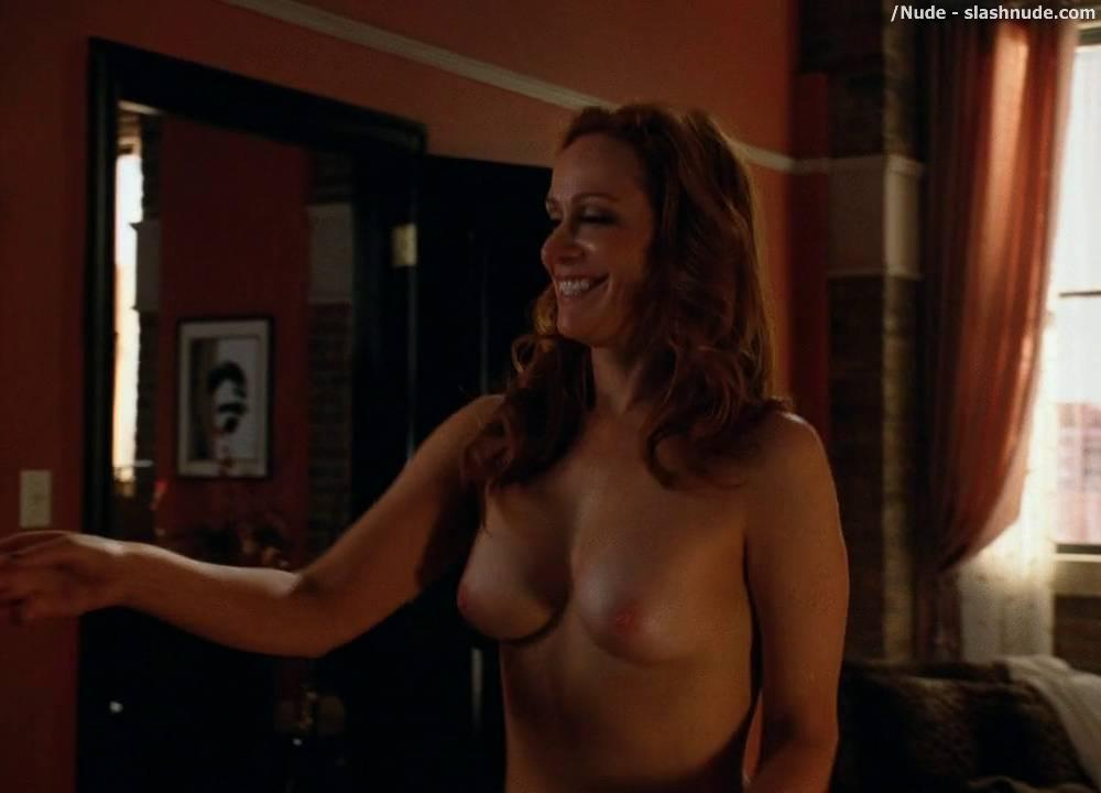 Rebecca Creskoff Nude And All Out In Hung