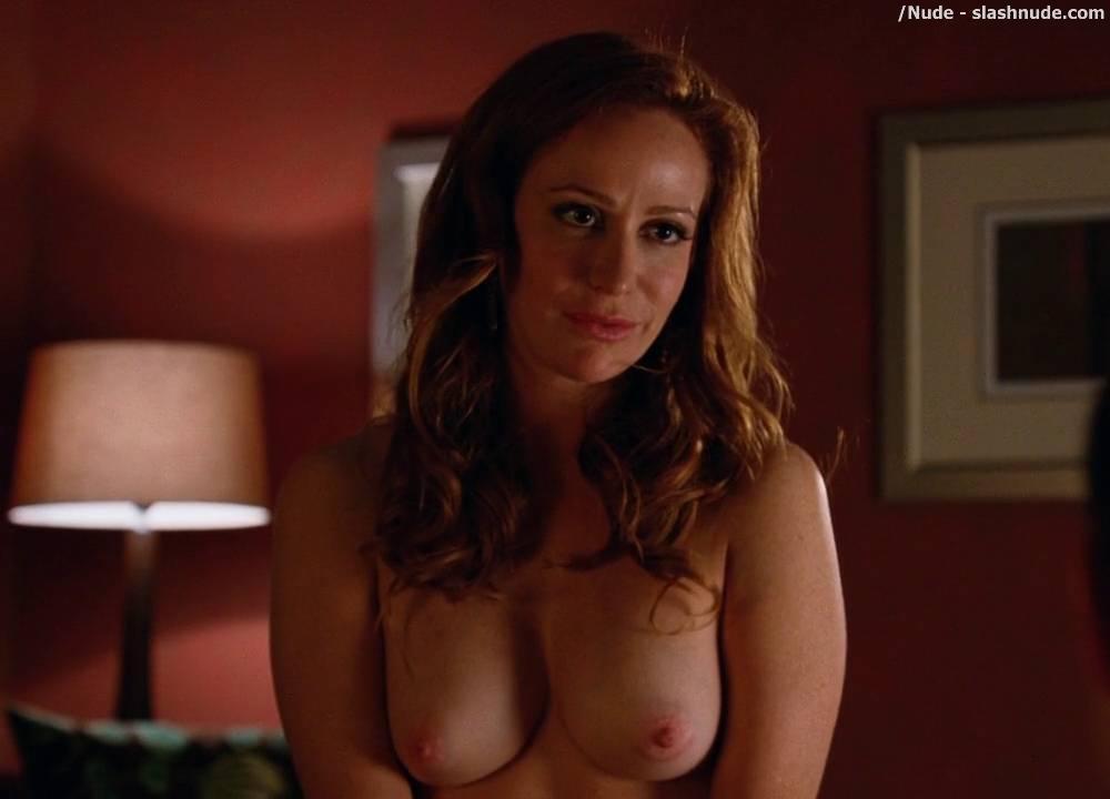 Rebecca stevenson naked