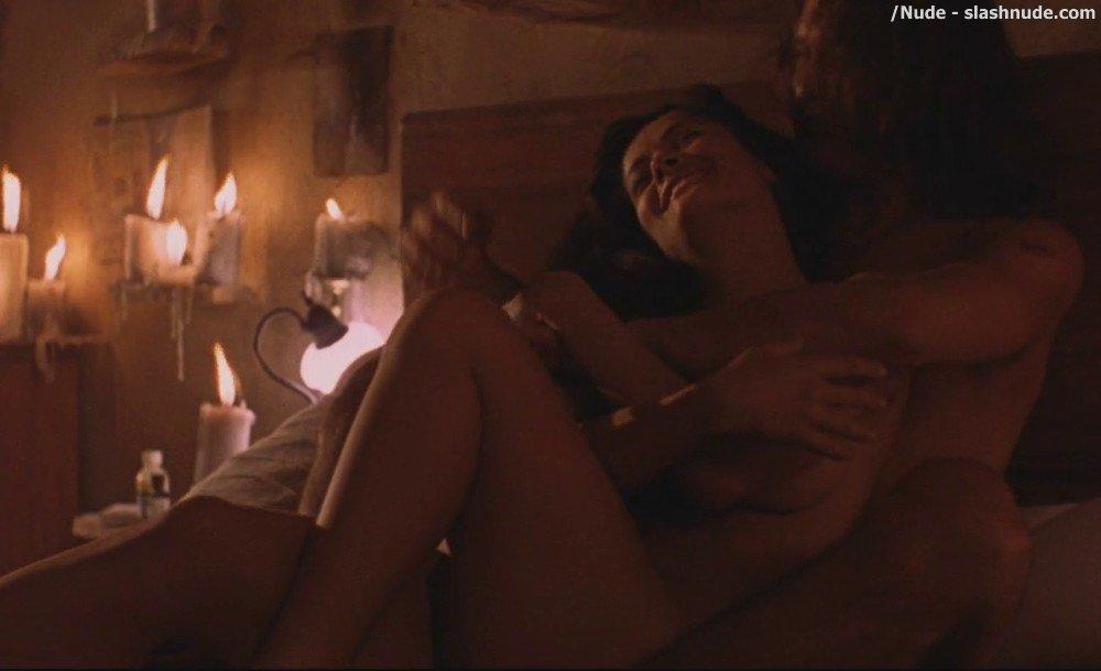 Salma hayek sex scene desperado, oral sex backseat