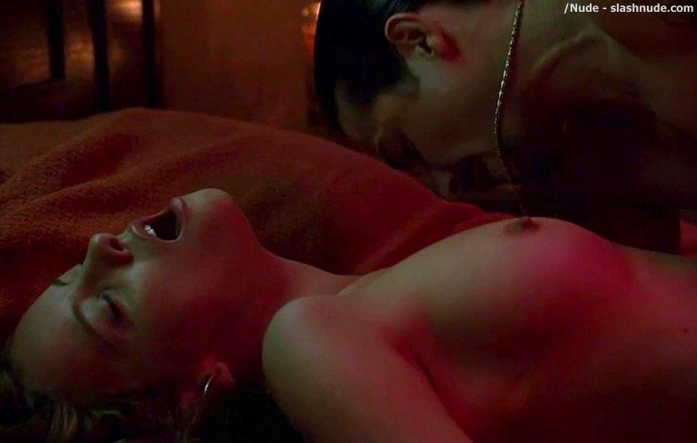 Hot lesbian butt sex