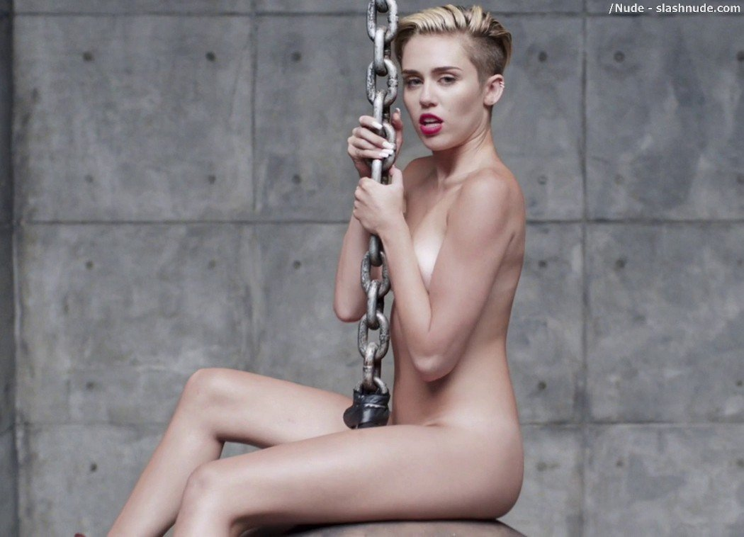 Playboys nude pics of miley cyrus — img 3